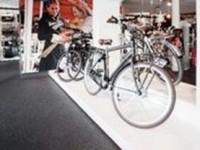 Vrijstelling bij latere levering fiets van de zaak!